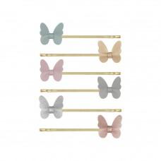 6 vlinderschuivers