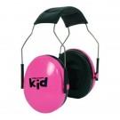 Roze gehoorbeschermer - peltor kids (Geboortelijst Fien G.)