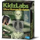 Maak je eigen lichtgevend skelet