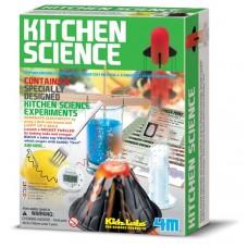 Keukenexperimentenbox rond de wetenschap