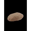 Bruine retropet met motief - Am grandpacap dark bruin