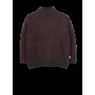 Bruin gebreide sweater - Am noah brown