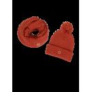Set van sjaal en muts - Bobbie brick