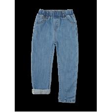 Baggy jeansbroek - Harleydnm mid blue washed