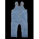 Jeans salopette - Marley mid-blue-washed