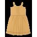 Mostergeel kleedje - Lenna mustard yellow