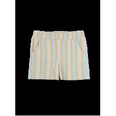 Gestreept shortje badstof - Apollo beach stripe