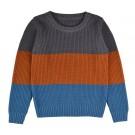 Gestreepte gebreide sweater - Pullover boys knitwear stripes