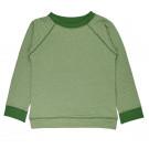 Sweater jacquard artichoke