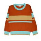 Pullover knitewear stripes