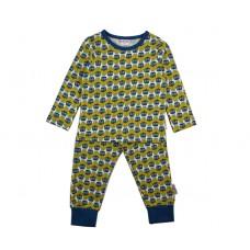 Tweedelige pyjama met uiltjes - Pyjama kids owl