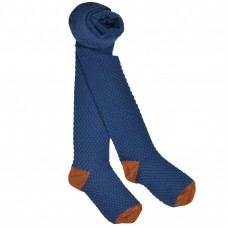 Donkerblauwe kousenbroek - Tights lapis blue