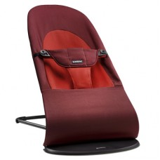 Rood/ Roestbruin wippertje babybjörn®  - Bouncer balance soft