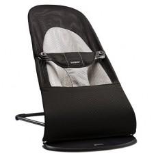 Zwart/grijs wippertje babybjörn® - bouncer balance soft - Mesh