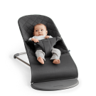 Antraciet wippertje bliss babybjörn®  - Bouncer balance bliss (Geboortelijst Fran V.L.)