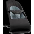 Zwart / donkergrijze wippertje babybjörn®  - Bouncer balance soft