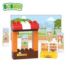 Biobuddi bakkerij - City life bakery