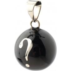 Zwartkleurige bola met vraagteken - Bola black ?