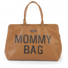 Mommy- XL luier-/weekendtas leatherlook