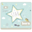 Wenskaart a super star is born