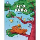 Kito & Boris - Speel je mee? korte stripverhalen