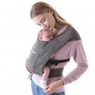 Ergonomische draagzak embrace donker grijs - Embrace heather grey
