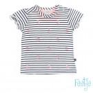 T-shirt met kriekjes  - maat 56 (Geboortelijst Suzanne V.P.)