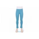 Zachte grijsblauwe legging - legging greyblue jersey tencel