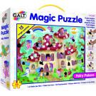 Magische puzzel - sprookjeskasteel