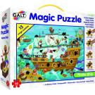 Magische puzzel - piratenboot