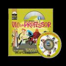 Geluidsboek heerlijk hoorspel 4 :  De vlo en de professor