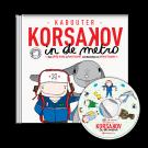 Kabouter Korsakov 2 -in de metro