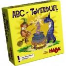 Letterspel : ABC- toverduel  (Geboortelijst ...)