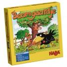 Een coöperatief geheugenspel - Boomgaardje