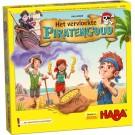 Verzamelspel - Het vervloekte piratengoud