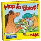 Verzamelspel en paardenrace - Hop in galop!