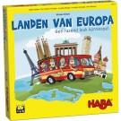 Landen van Europa - Een razend leuk kennisspel