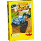 Geheugenrally: rally-trucks