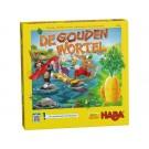 Kinderspel - de gouden wortel