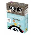 Leerspel: squla spelling woordjes