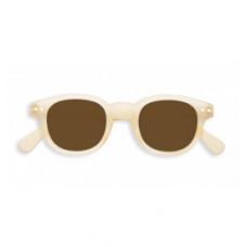Junior zonnebril cool heat - Sun junior neutral beige brown lenses 3/10Y - #C