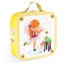 Koffer met 4 puzzels : Mila speelt de toverfee (Geboortelijst Fran V.L.)