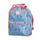 Rugzak met flamings - Backpack Amsterdam large Flamingo