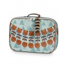 Koffer met diertjes uit het bos- jeune premier mini suitcase forest