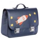 Boekentas met raket - Signature bag midi rocket