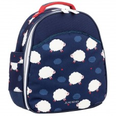 Kleuterrugzak schaapjes - Backpack new ralphie sheep