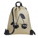 Turnzak met kriekje - City bag Icons