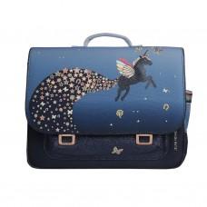 Boekentas met eenhoorn - It bag midi Unicorn universe
