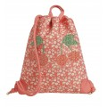 Turnzak met krieken en madeliefjes - City bag Miss Daisy [backtoschool]