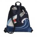 Turnzak met haai - City bag sharkie [backtoschool]
